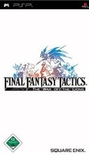 Cover zu Final Fantasy Tactics: The War of the Lions - PSP