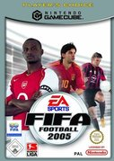 Cover zu FIFA Football 2005 - GameCube