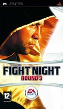 Cover zu Fight Night Round 3 - PSP