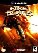 Cover zu Fire Blade - GameCube