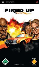 Cover zu Fired Up - PSP