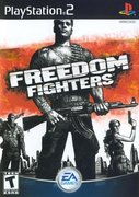 Cover zu Freedom Fighters - PlayStation 2