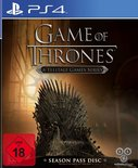 Cover zu Game of Thrones: A Telltale Games Series - PlayStation 4