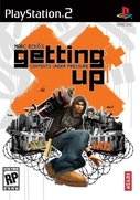 Cover zu Getting Up: Contents under Pressure - PlayStation 2