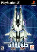 Cover zu Gradius III and IV - PlayStation 2
