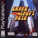 Cover zu Grand Theft Auto - PlayStation