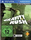 Cover zu Gravity Rush - PS Vita
