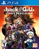 Cover zu .hack//G.U. Last Recode - PlayStation 4