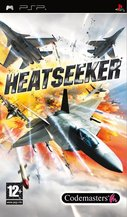 Cover zu Heatseeker - PSP