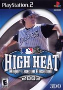 Cover zu High Heat Major League Baseball 2003 - PlayStation 2