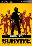 Cover zu How to Survive - PlayStation 3