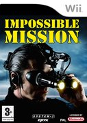 Cover zu Impossible Mission - Wii