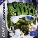 Cover zu The Incredible Hulk - Game Boy Advance