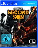 Cover zu inFamous: Second Son - PlayStation 4