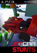 Cover zu Jet Car Stunts - PlayStation 3