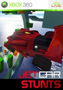 Cover zu Jet Car Stunts - Xbox 360