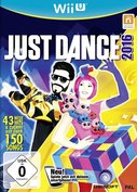 Cover zu Just Dance 2016 - Wii U