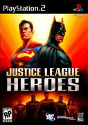 Cover zu Justice League Heroes - PlayStation 2