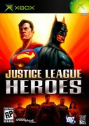 Cover zu Justice League Heroes - Xbox