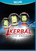 Cover zu Kerbal Space Program - Wii U
