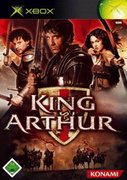 Cover zu King Arthur - Xbox