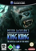 Cover zu Peter Jackson's King Kong - GameCube