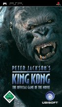 Cover zu Peter Jackson's King Kong - PSP