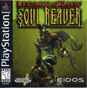 Cover zu Legacy of Kain: Soul Reaver - PlayStation