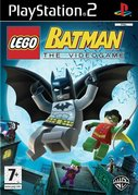 Cover zu LEGO Batman: Das Videospiel - PlayStation 2