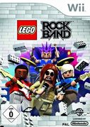 Cover zu Lego Rock Band - Wii