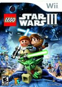 Cover zu Lego Star Wars III: The Clone Wars - Wii