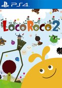 Cover zu LocoRoco 2 Remastered - PlayStation 4
