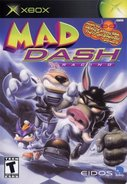 Cover zu Mad Dash Racing - Xbox