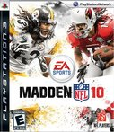 Cover zu Madden NFL 10 - PlayStation 3