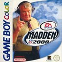 Cover zu Madden NFL 2000 - Game Boy Color