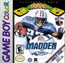 Cover zu Madden NFL 2001 - Game Boy Color