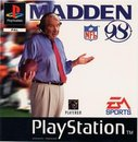 Cover zu Madden NFL 98 - PlayStation