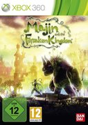 Cover zu Majin and the Forsaken Kingdom - Xbox 360