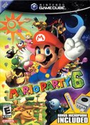 Cover zu Mario Party 6 - GameCube