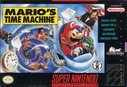 Cover zu Mario's Time Machine - SNES