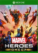 Cover zu Marvel Heroes Omega - Xbox One