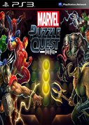 Cover zu Marvel Puzzle Quest: Dark Reign - PlayStation 3