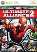 Cover zu Marvel: Ultimate Alliance 2 - Xbox 360