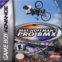 Cover zu Mat Hoffman's Pro BMX - Game Boy Advance