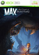 Cover zu Max: The Curse of Brotherhood - Xbox 360