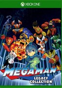 Cover zu Mega Man Legacy Collection - Xbox One