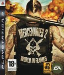 Cover zu Mercenaries 2: World in Flames - PlayStation 3