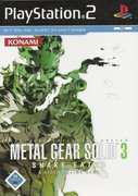 Cover zu Metal Gear Solid 3: Snake Eater - PlayStation 2
