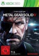 Cover zu Metal Gear Solid 5: Ground Zeroes - Xbox 360