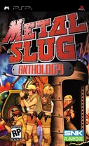 Cover zu Metal Slug Anthology - PSP